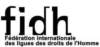 INTERNATIONAL FEDERATION FOR HUMAN RIGHTS (FIDH) logo